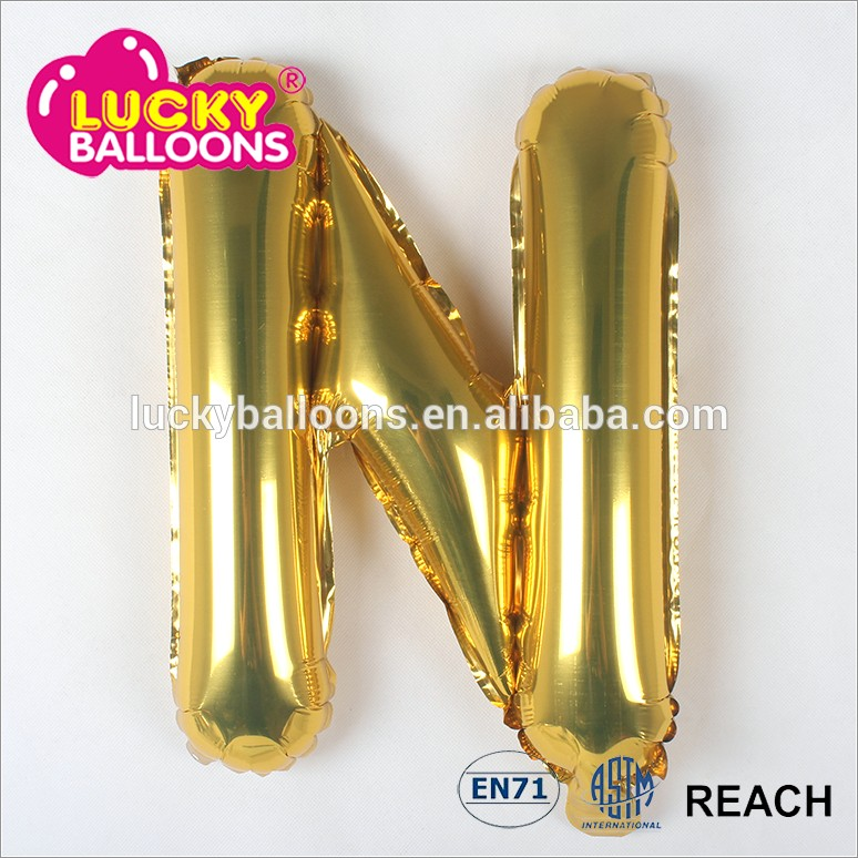 Where Can I Buy Letter Balloons