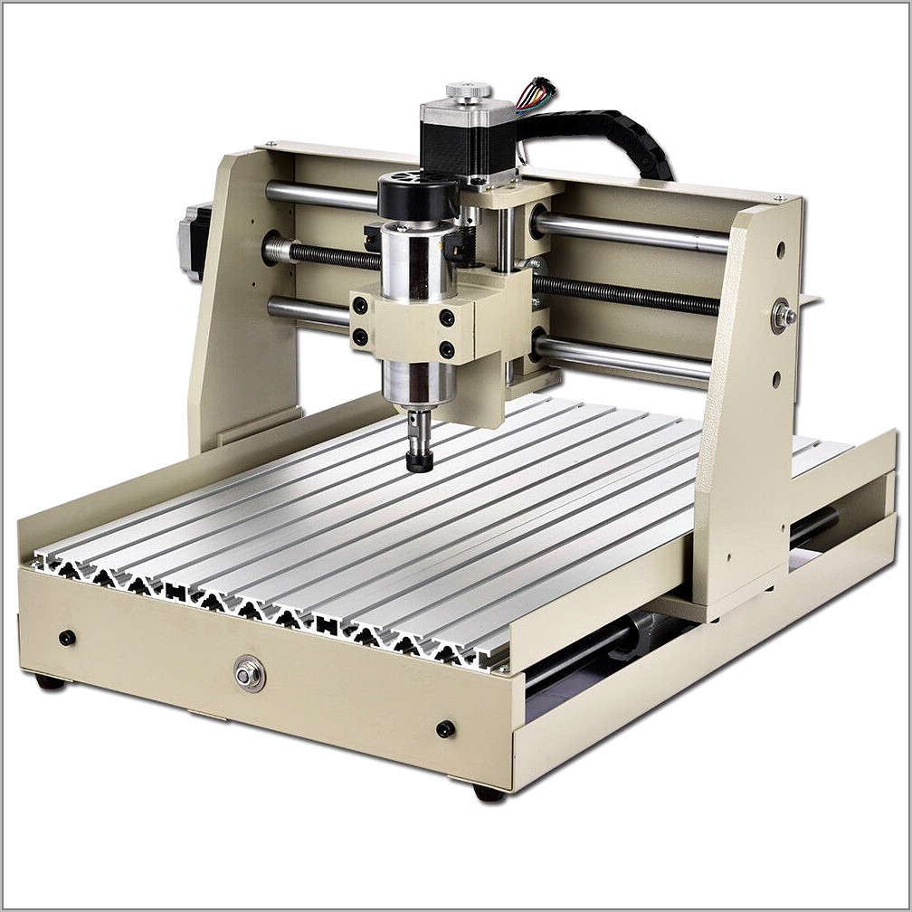 Wood Carving Router Template