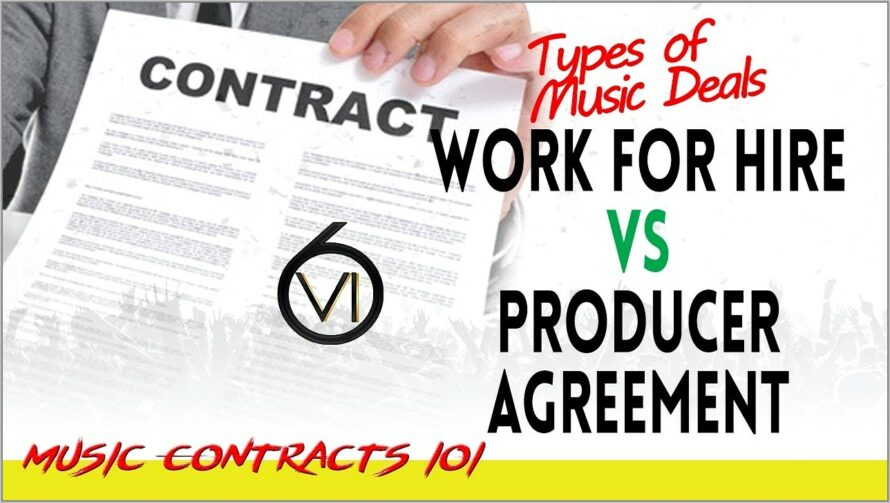 Work For Hire Contract Example