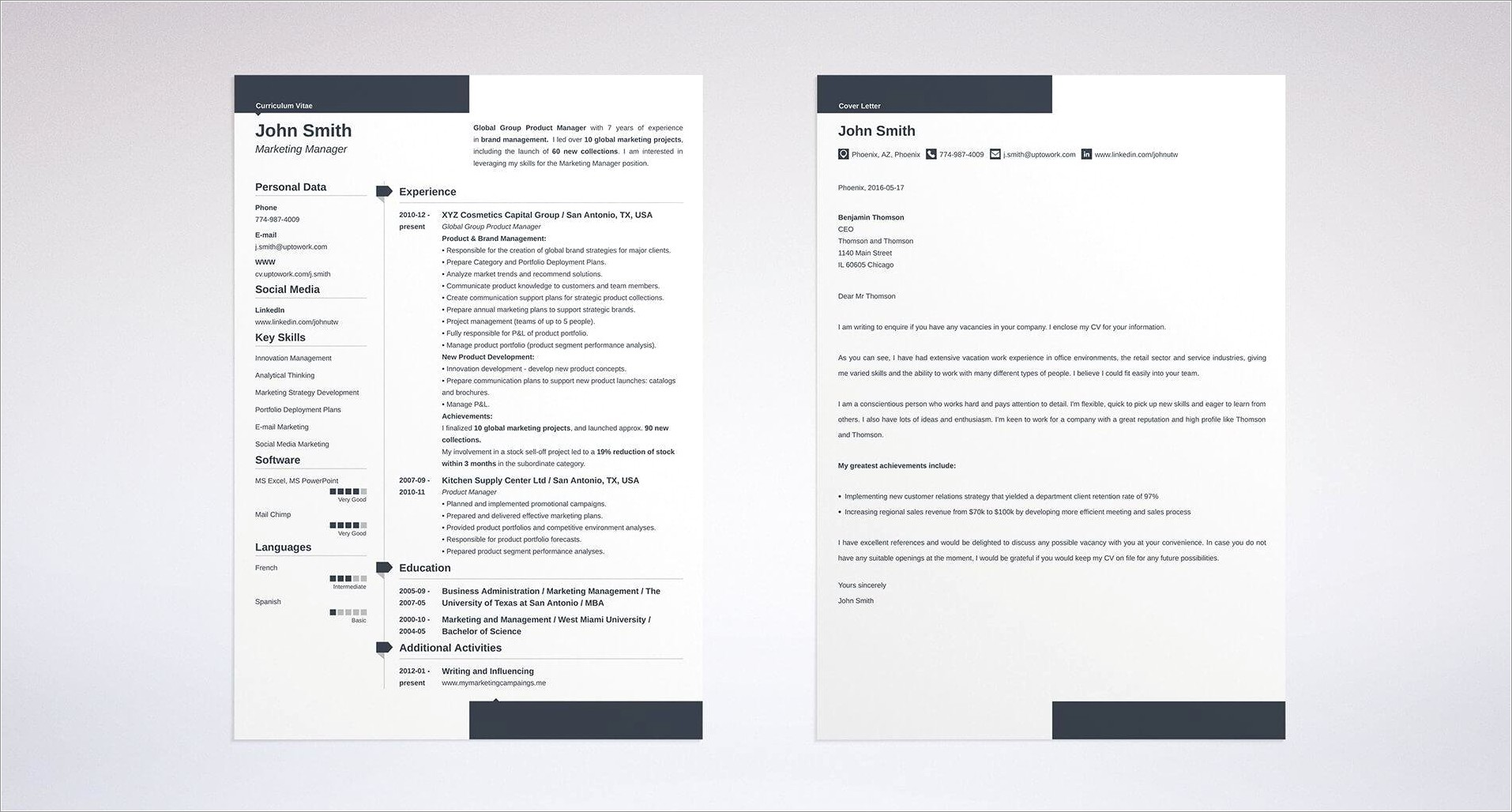 Zety Cover Letter Examples