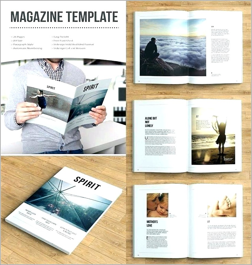 Baby Photobook Template Free Download
