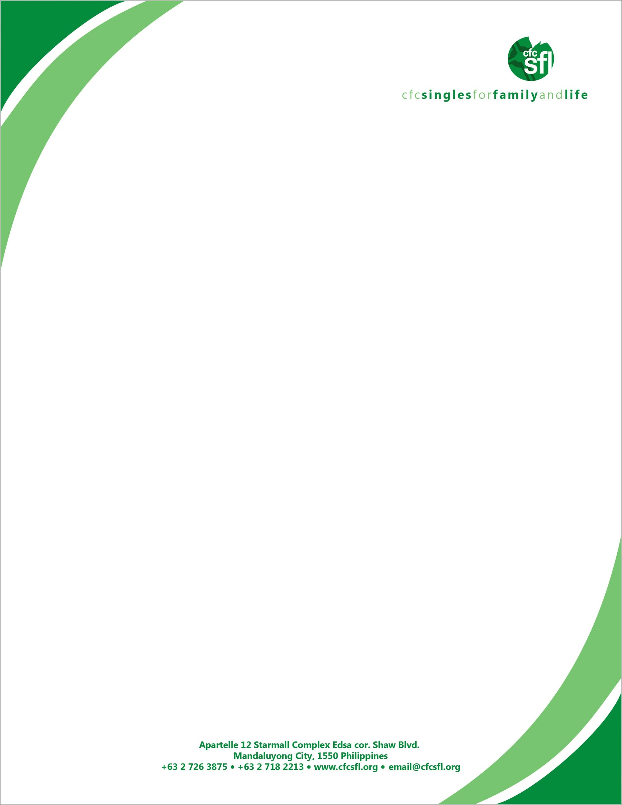 Company Letterhead Template Word 2007 Free Download
