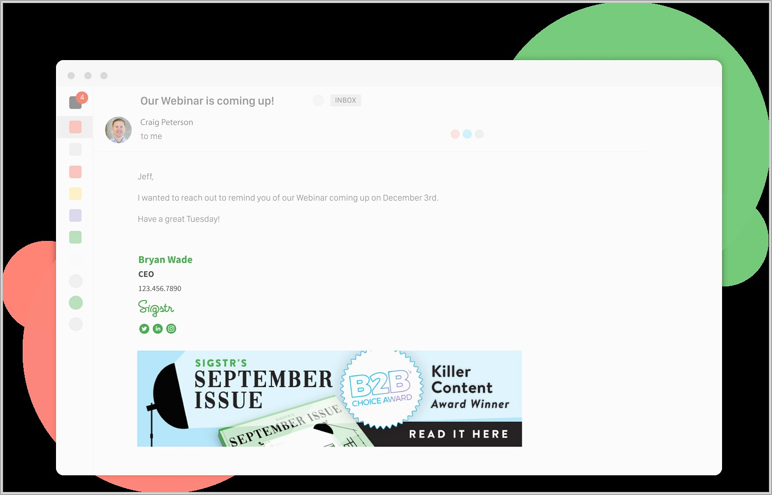 Email Newsletter Templates For Outlook 2013