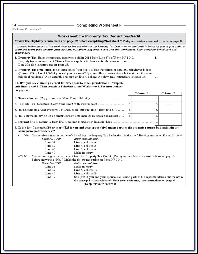 Form 1040 Tax Table 2009