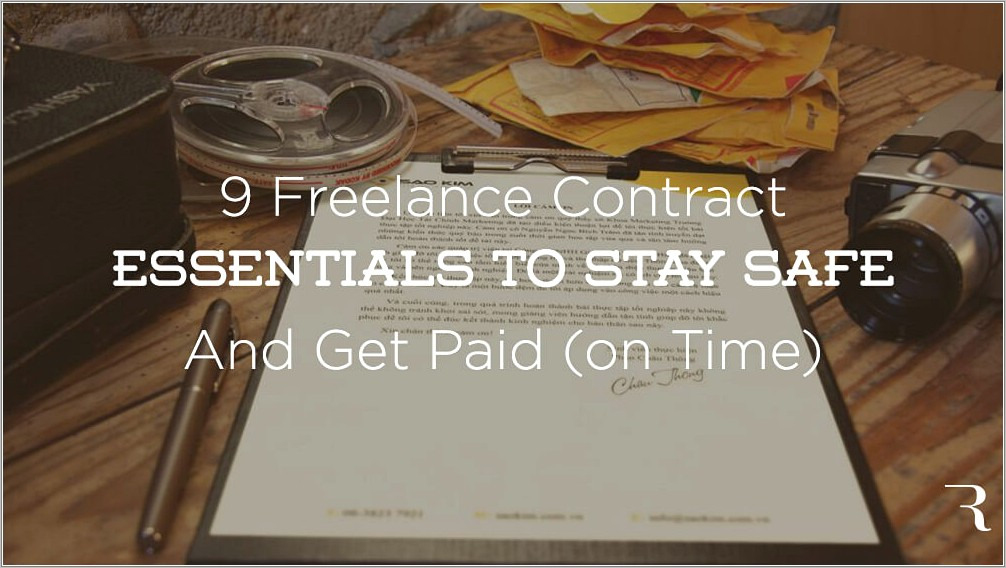 Free Freelance Contract Template Word