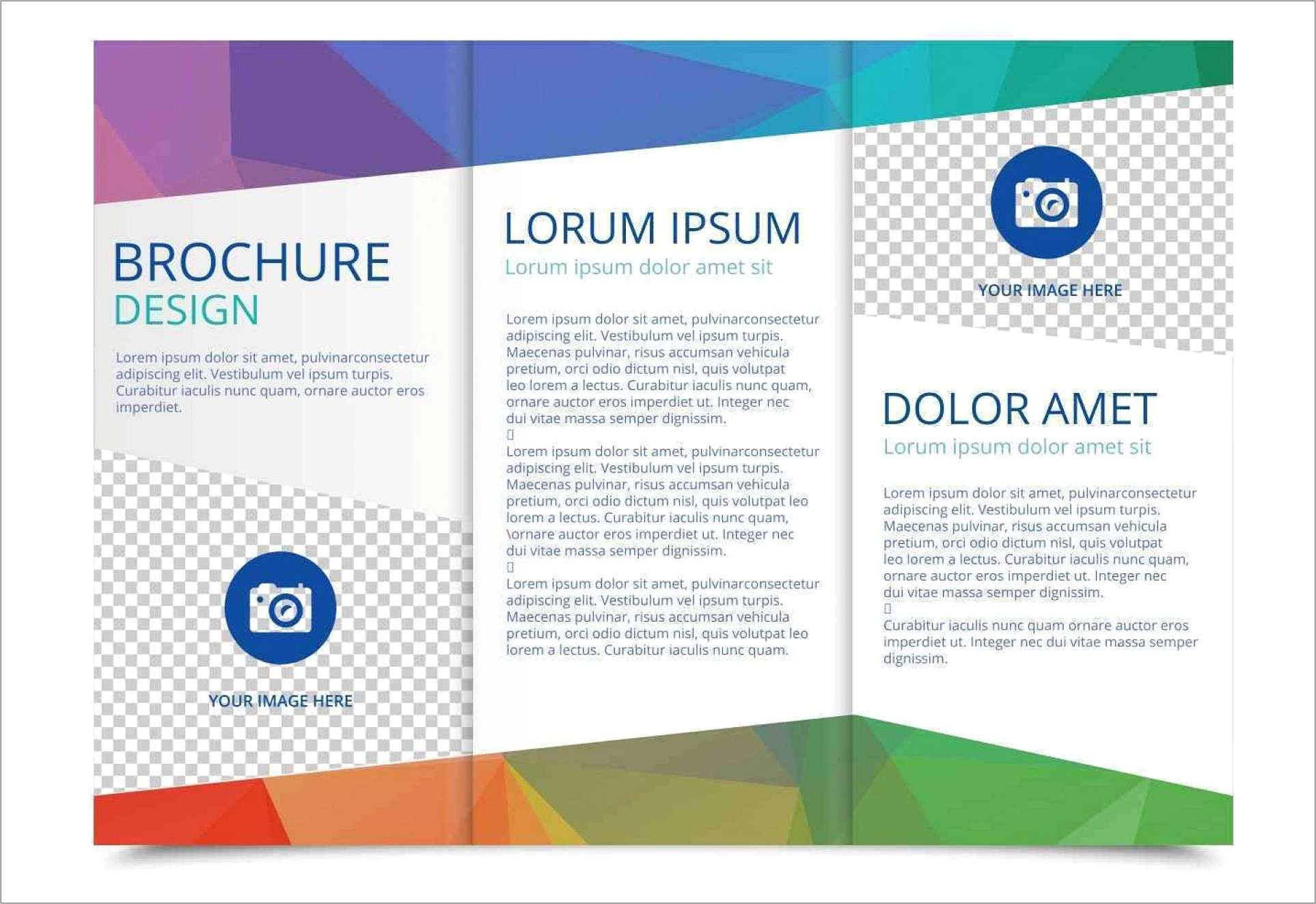 Free Home Care Brochure Template