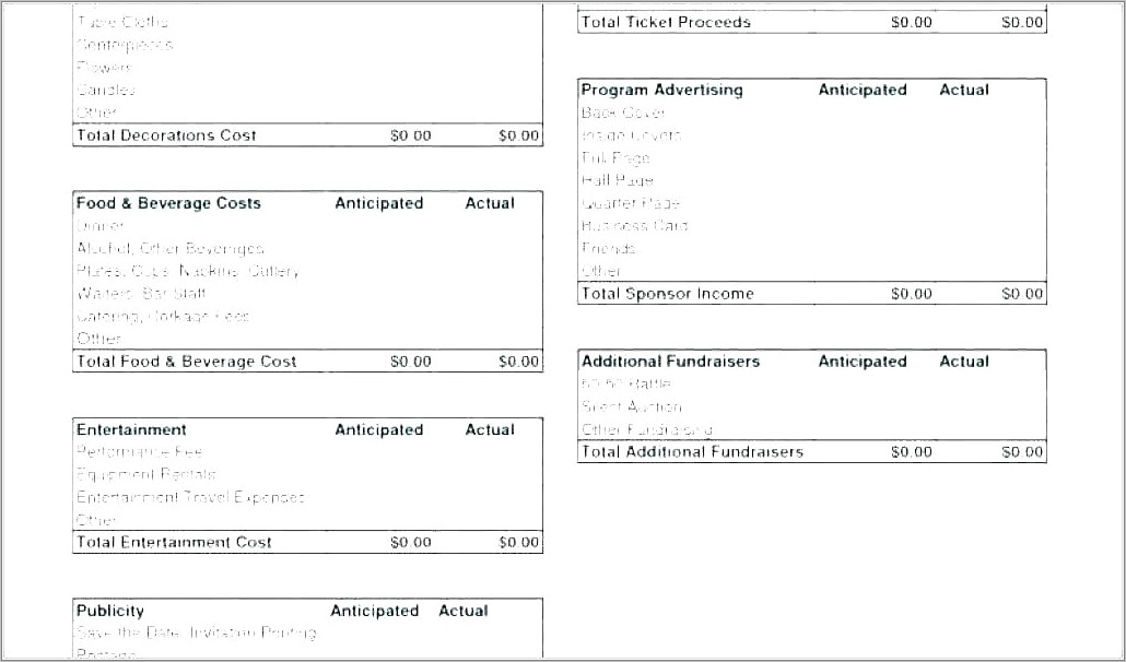 Free Invoice And Receipt Template