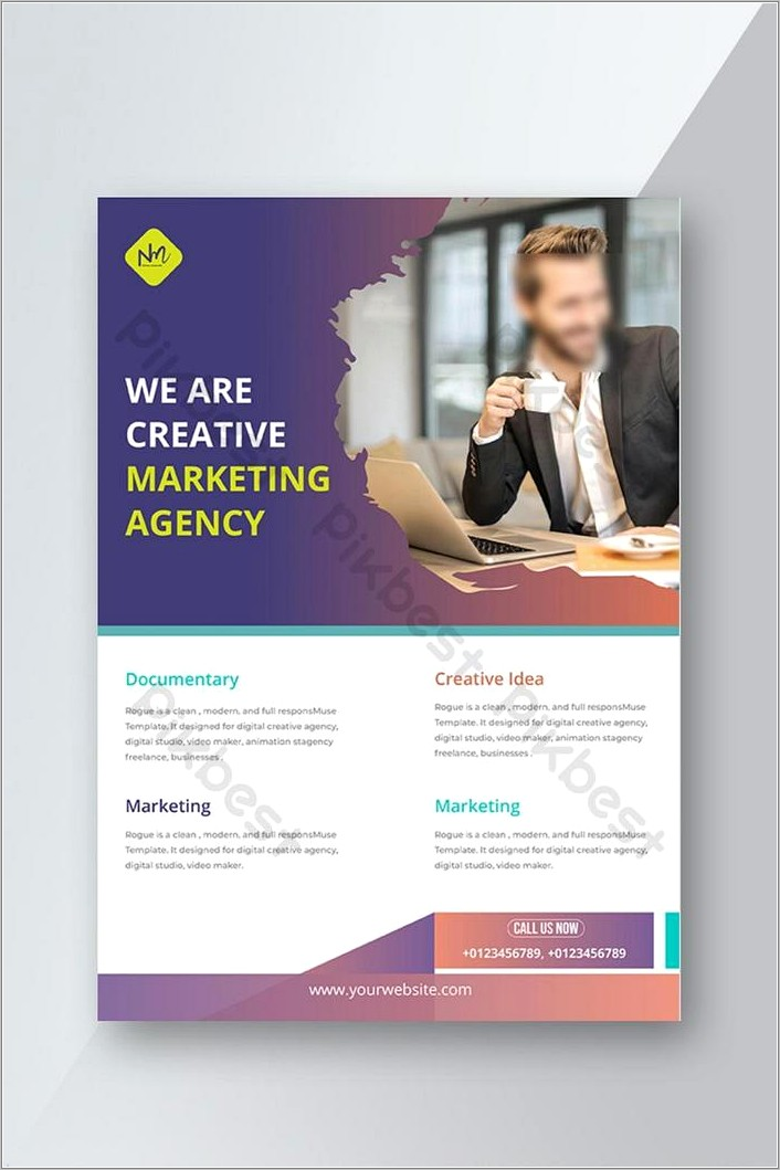 Free Marketing Flyer Templates Download