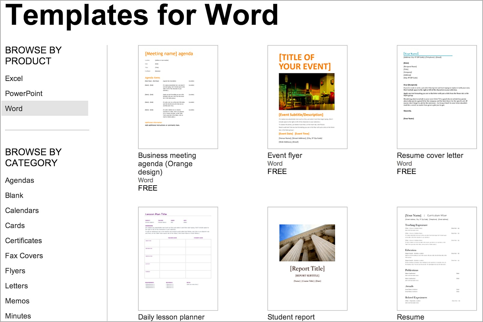 Free Newsletter Templates For Mac