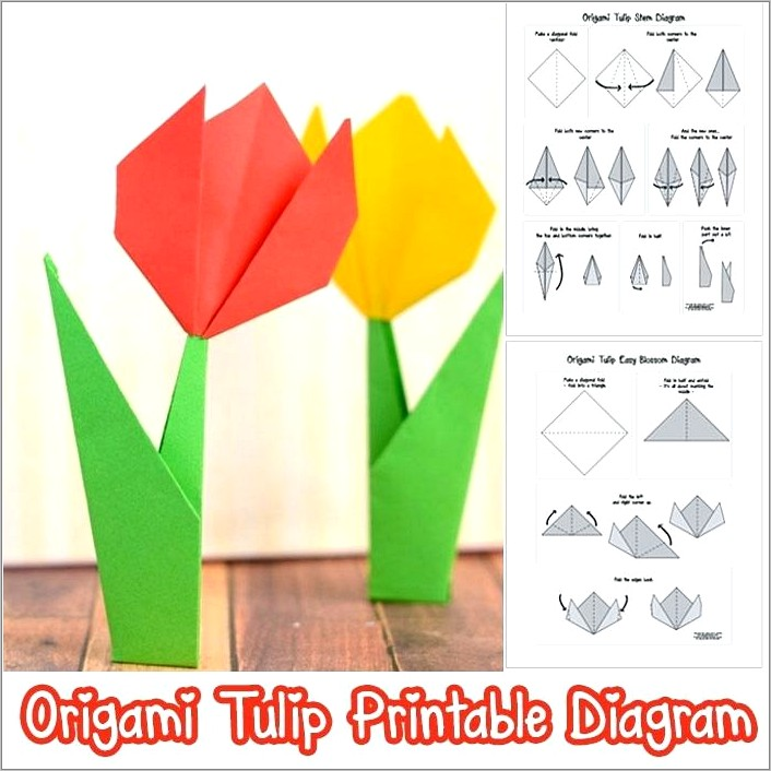 Free Paper Folding Projects Templates
