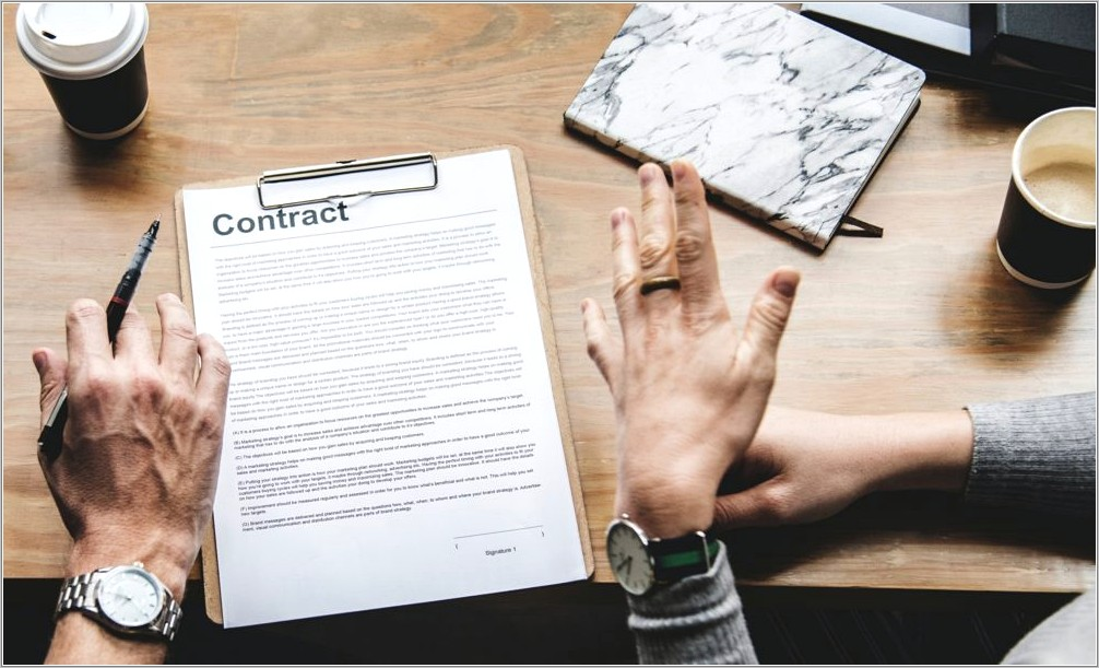 Freelance Contract Template Free Download