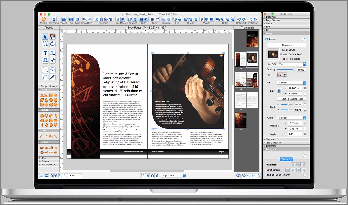 Funeral Programs Templates For Mac