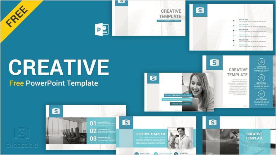 Graphic Ppt Templates Free Download