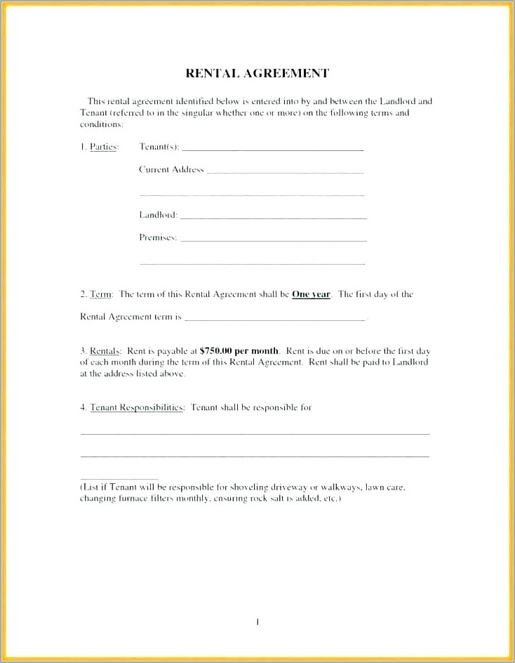 Gym Disclaimer Form Template