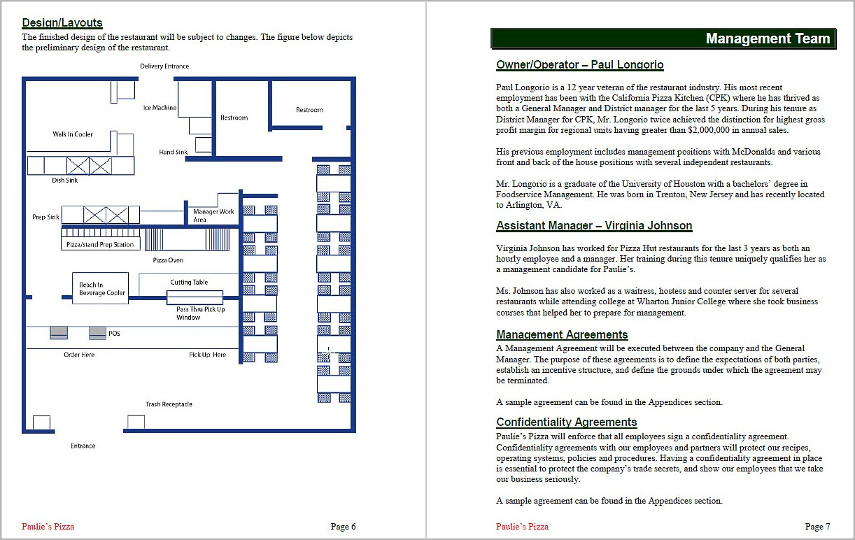 Home Renovations Business Plan Template