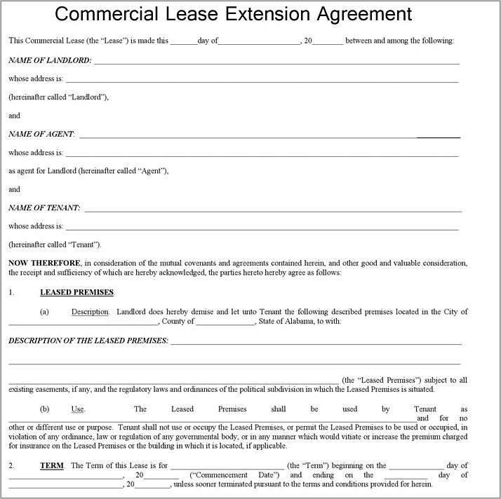 Horse Lease Agreement Examples