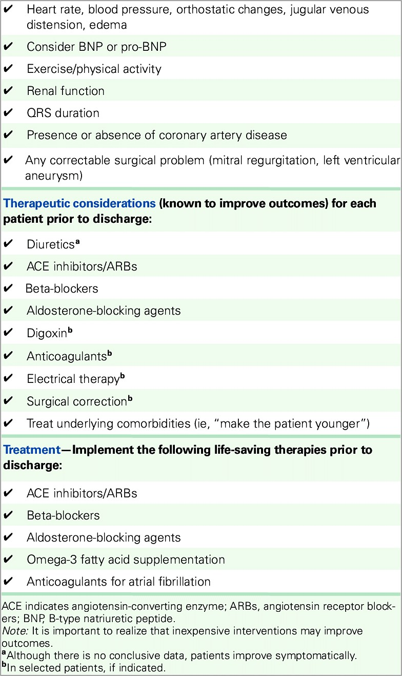 Hospital Discharge Checklist Template