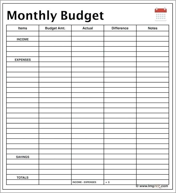 Income And Expense Statement Template Answer Key