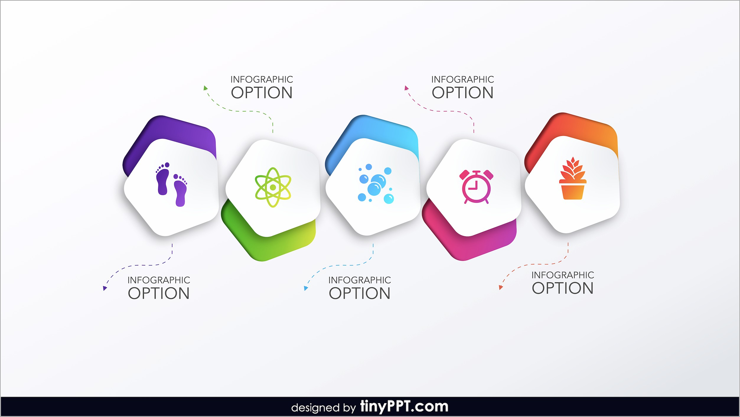 Infographic Template Ppt Download