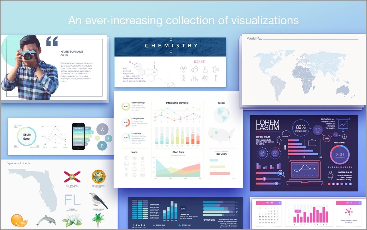 Infographics Templates For Ppt