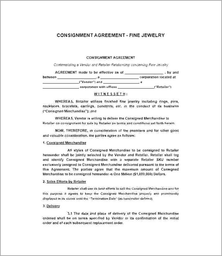 International Product Distribution Agreement Template