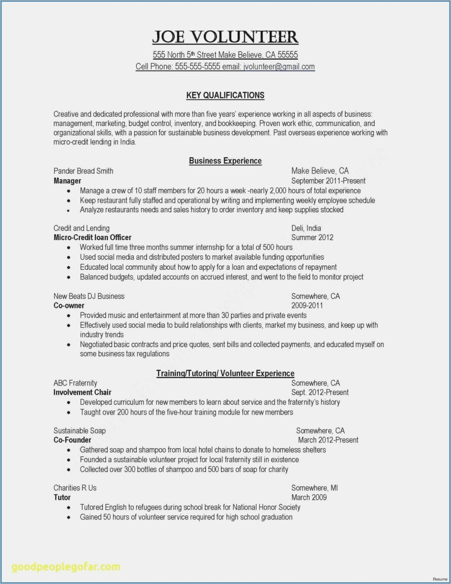 It Manager Kpi Template