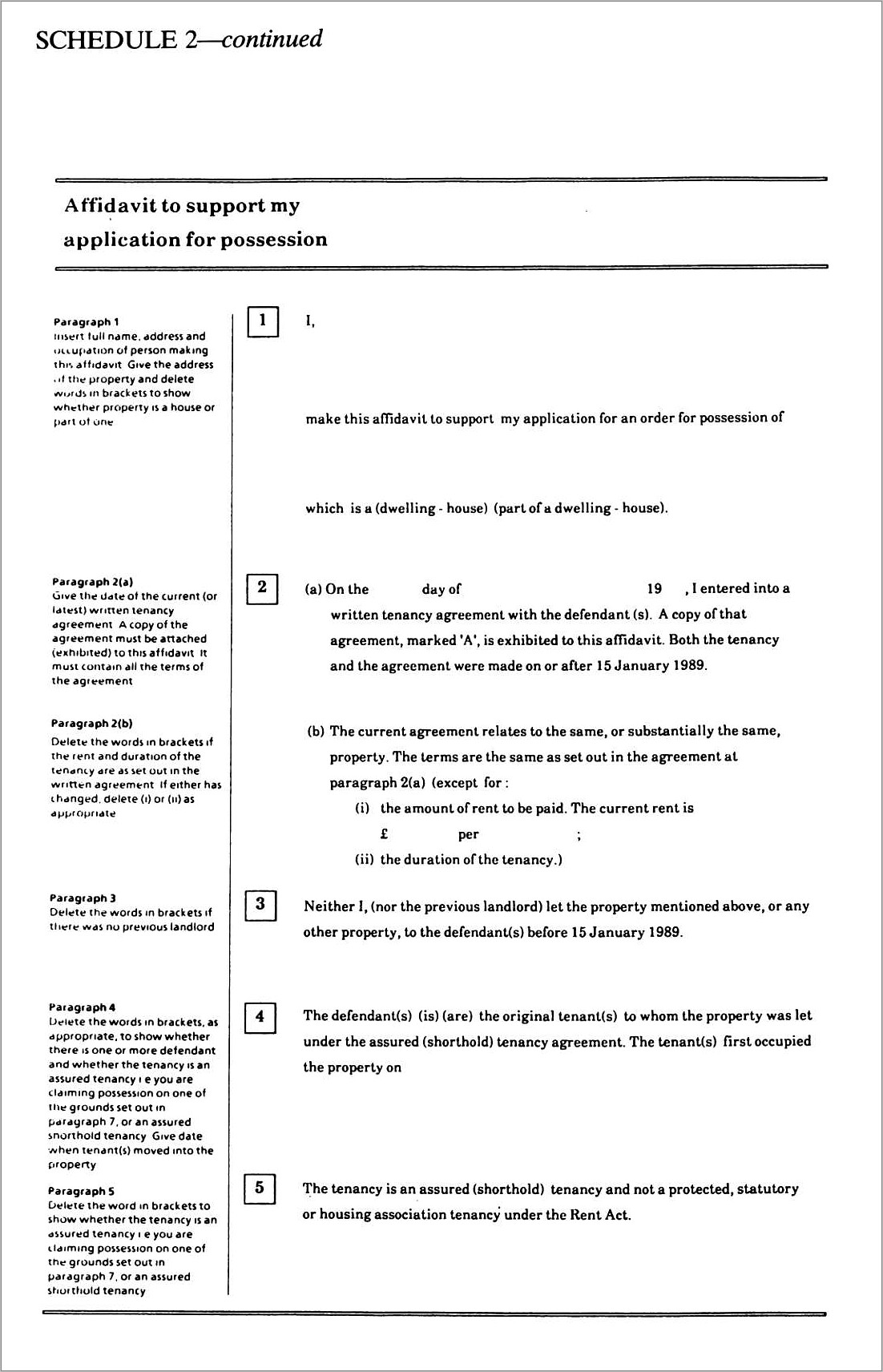 Layaway Terms And Conditions Template