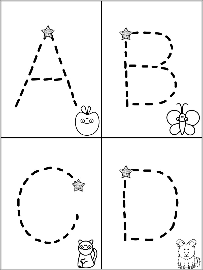 Learning To Write Abc Template