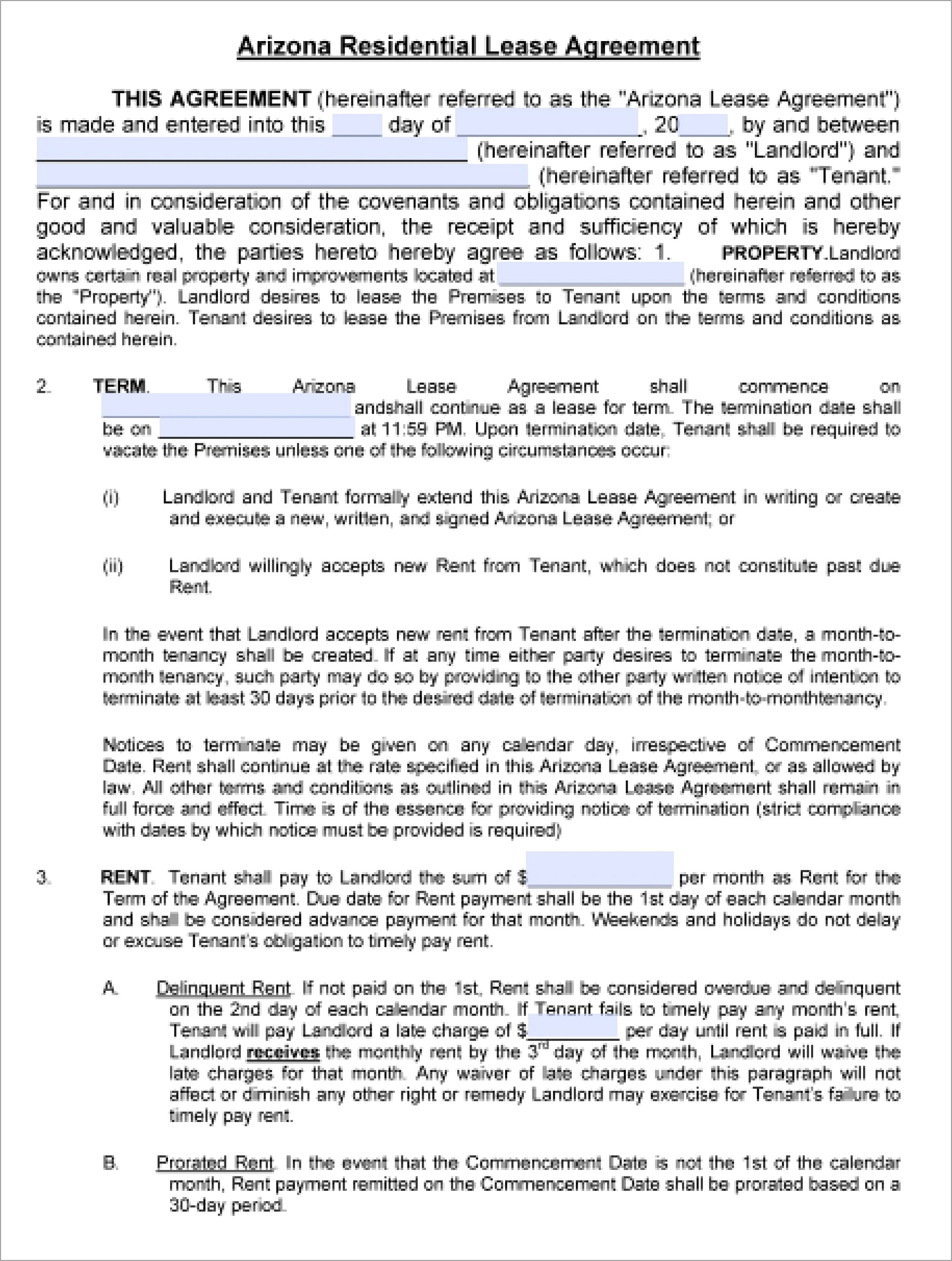 Lease Agreement Doc South Africa