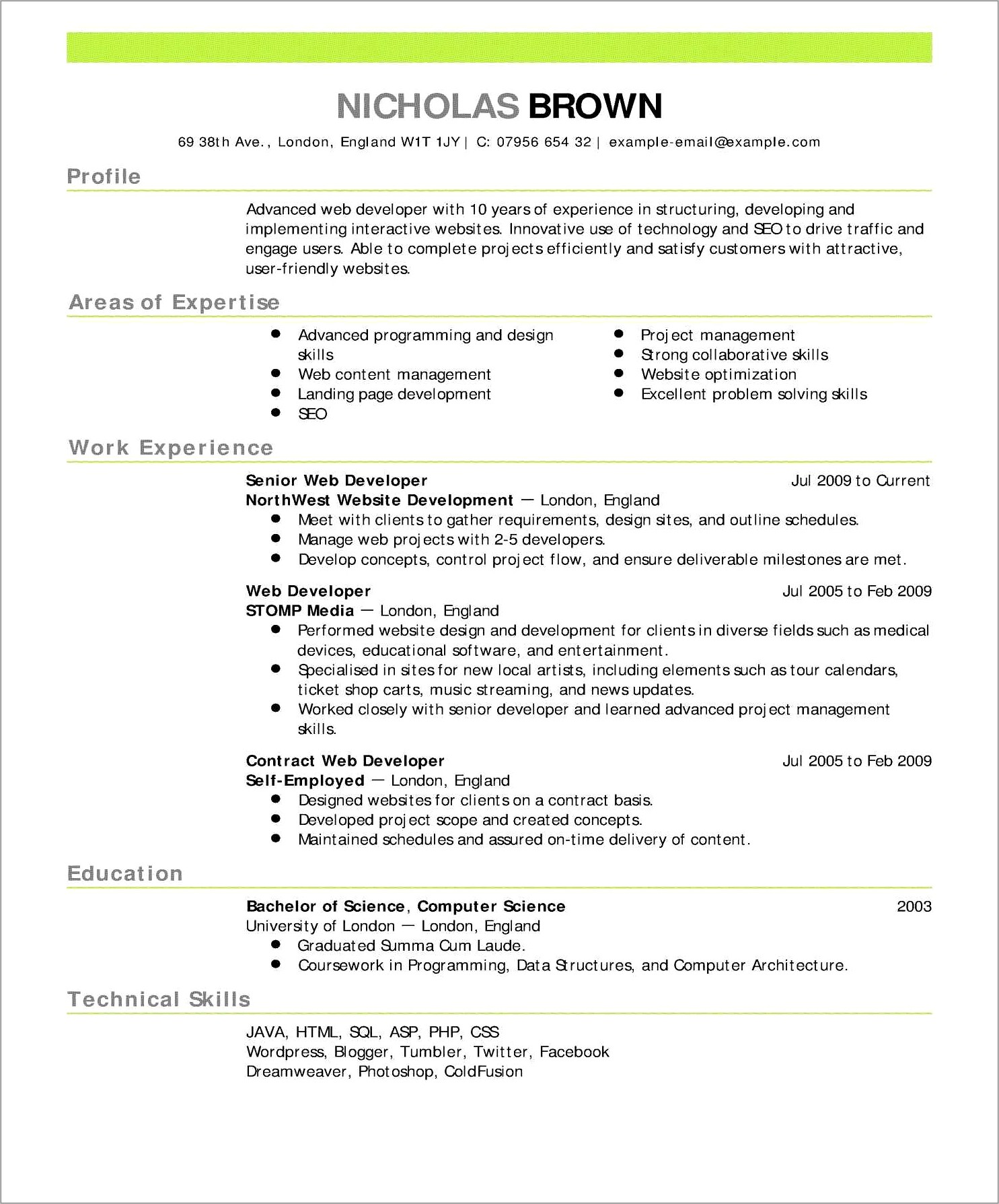 Letter Of Resignation Template 4 Weeks Notice