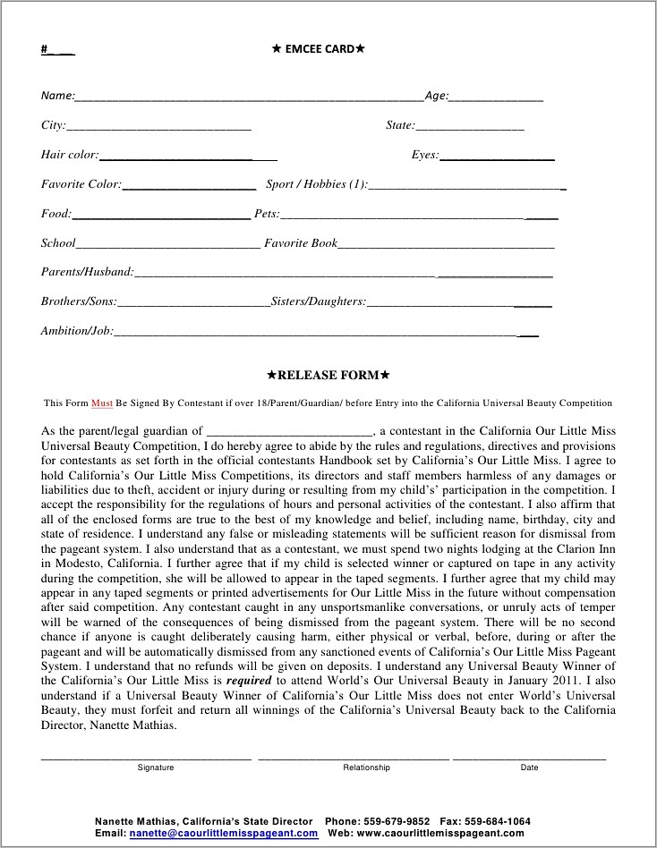 Medical Waiver Form Navy