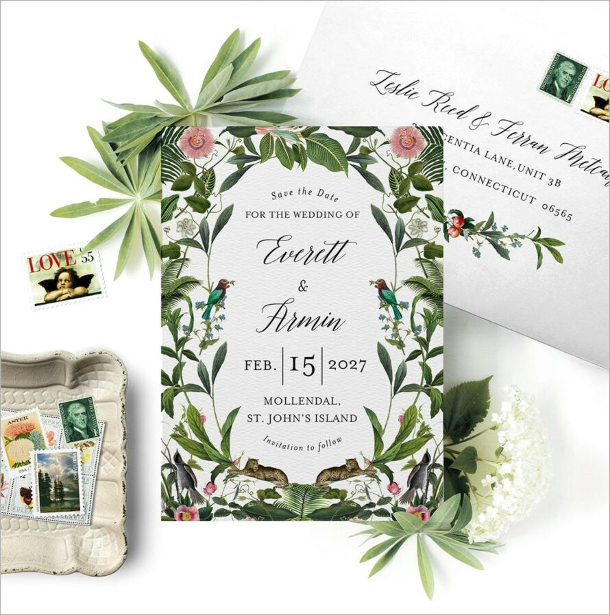 Meeting Save The Date Templates
