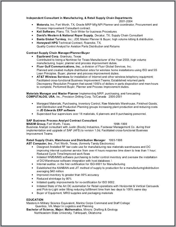 Microsoft Office Contract Template