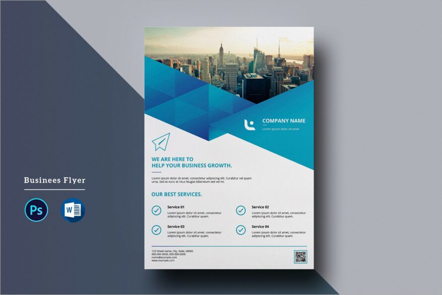 Microsoft Office Event Flyer Templates