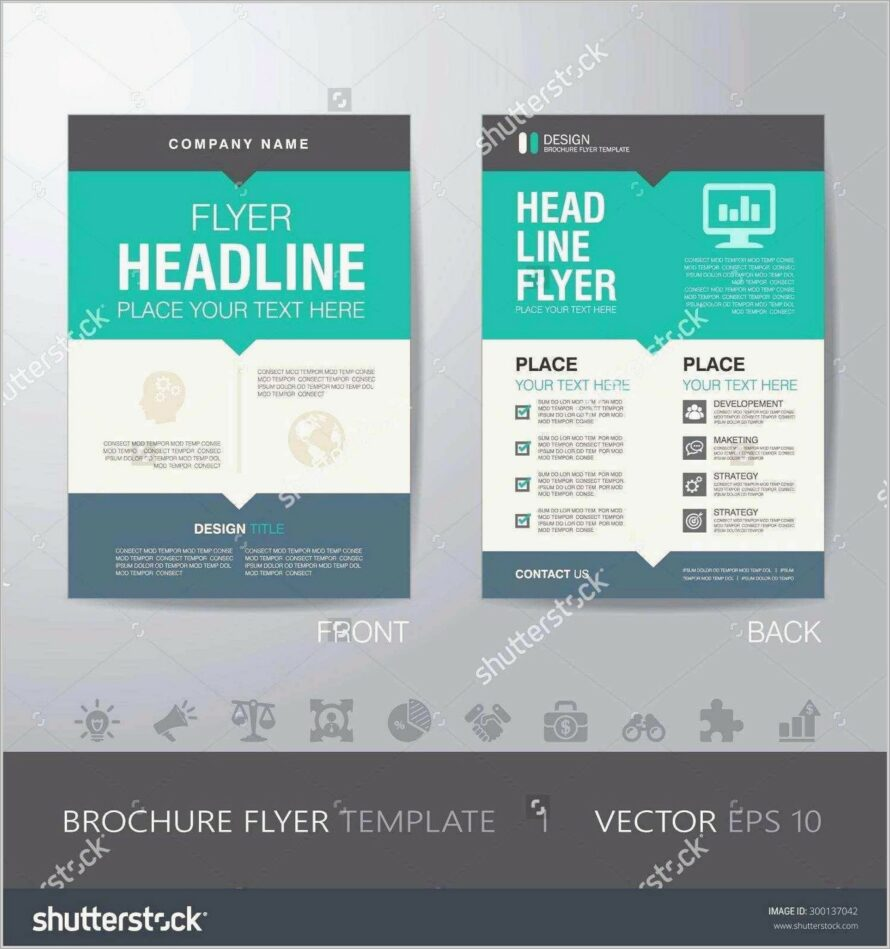 Microsoft Publisher Business Proposal Template