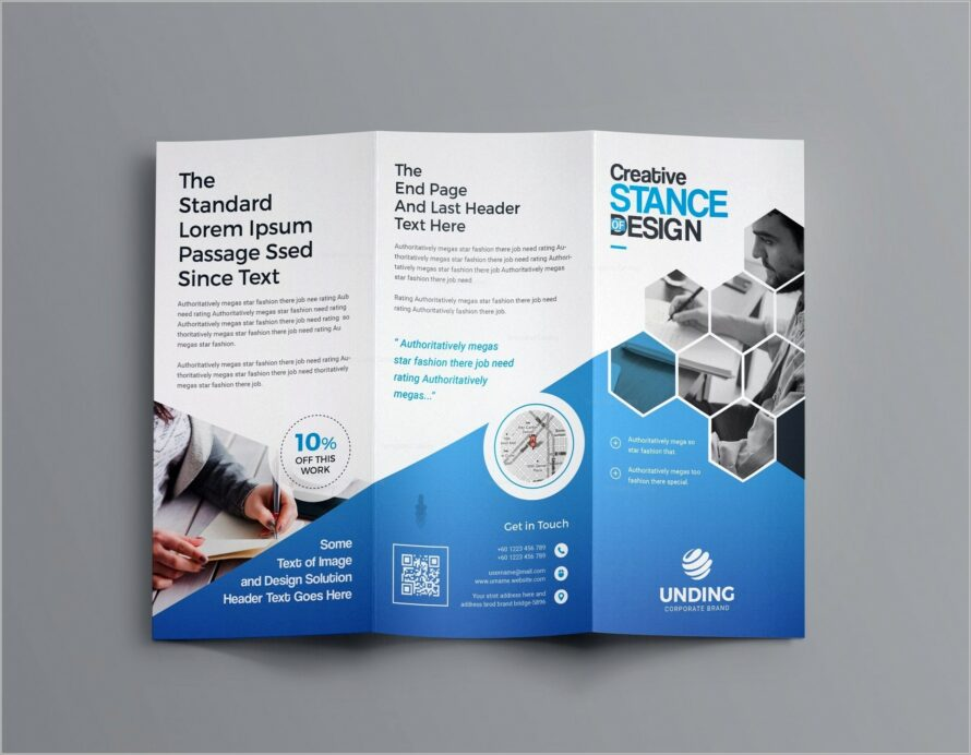 Microsoft Template For Brochures