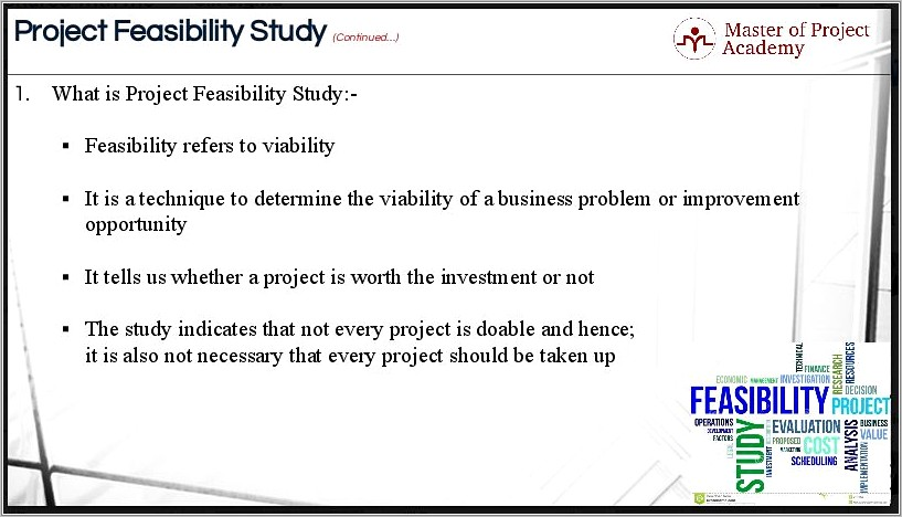 Mining Feasibility Study Example
