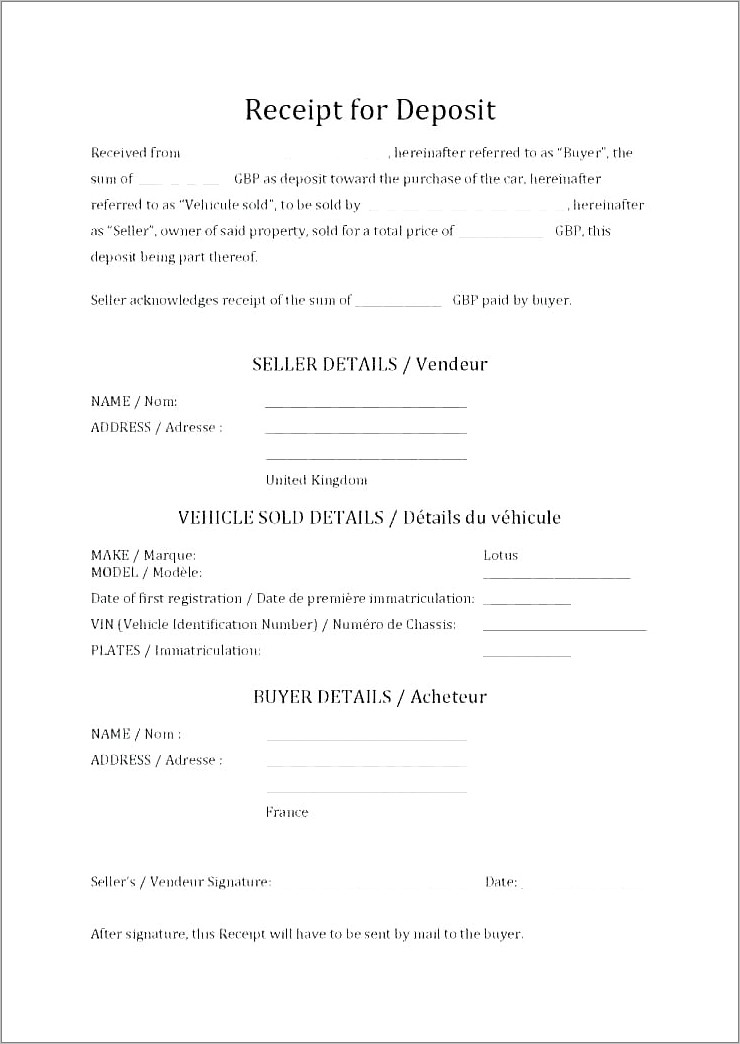 Mortgage Broker Fee Agreement Form