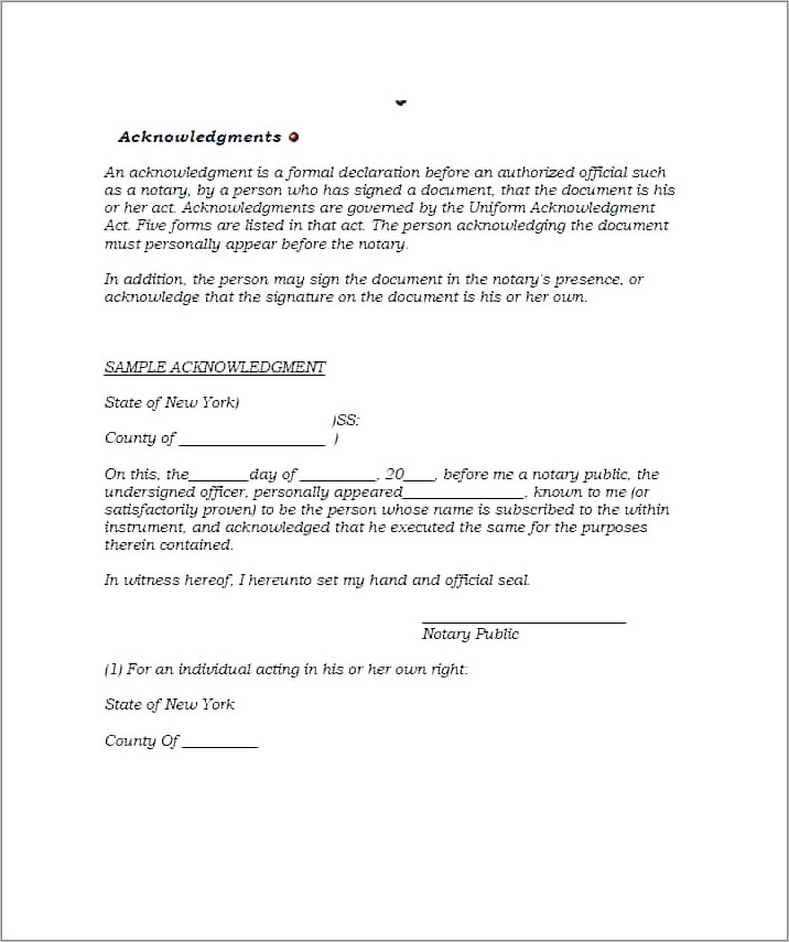 Notary Public Nc Forms