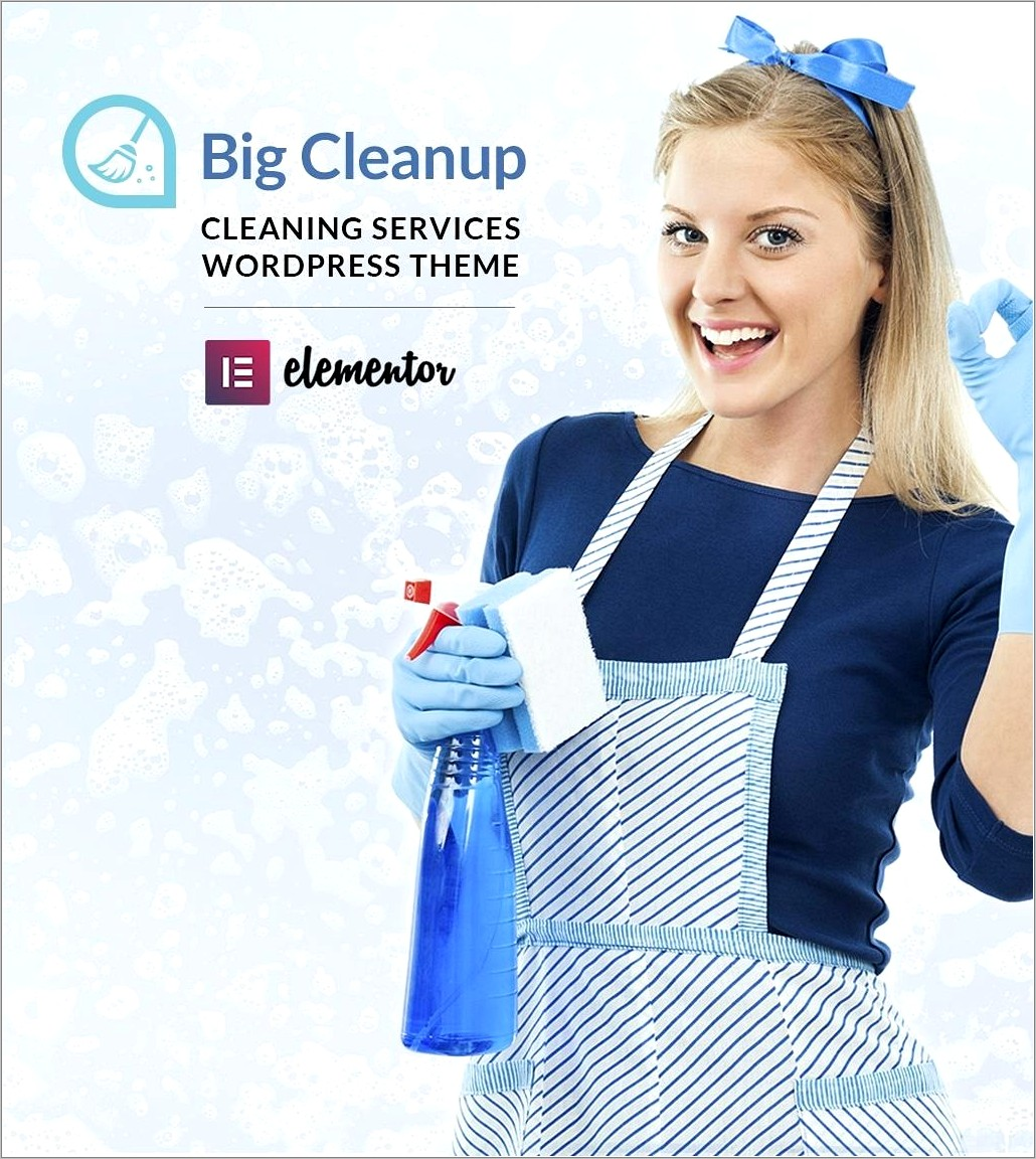 Office Cleaning Flyers Templates