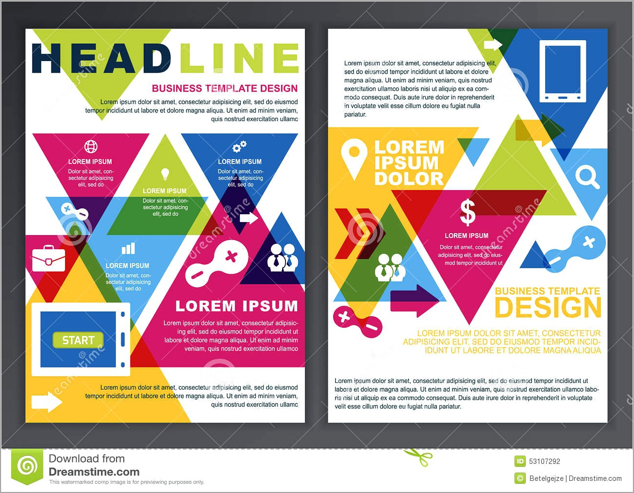Online Flyer Design Templates Free