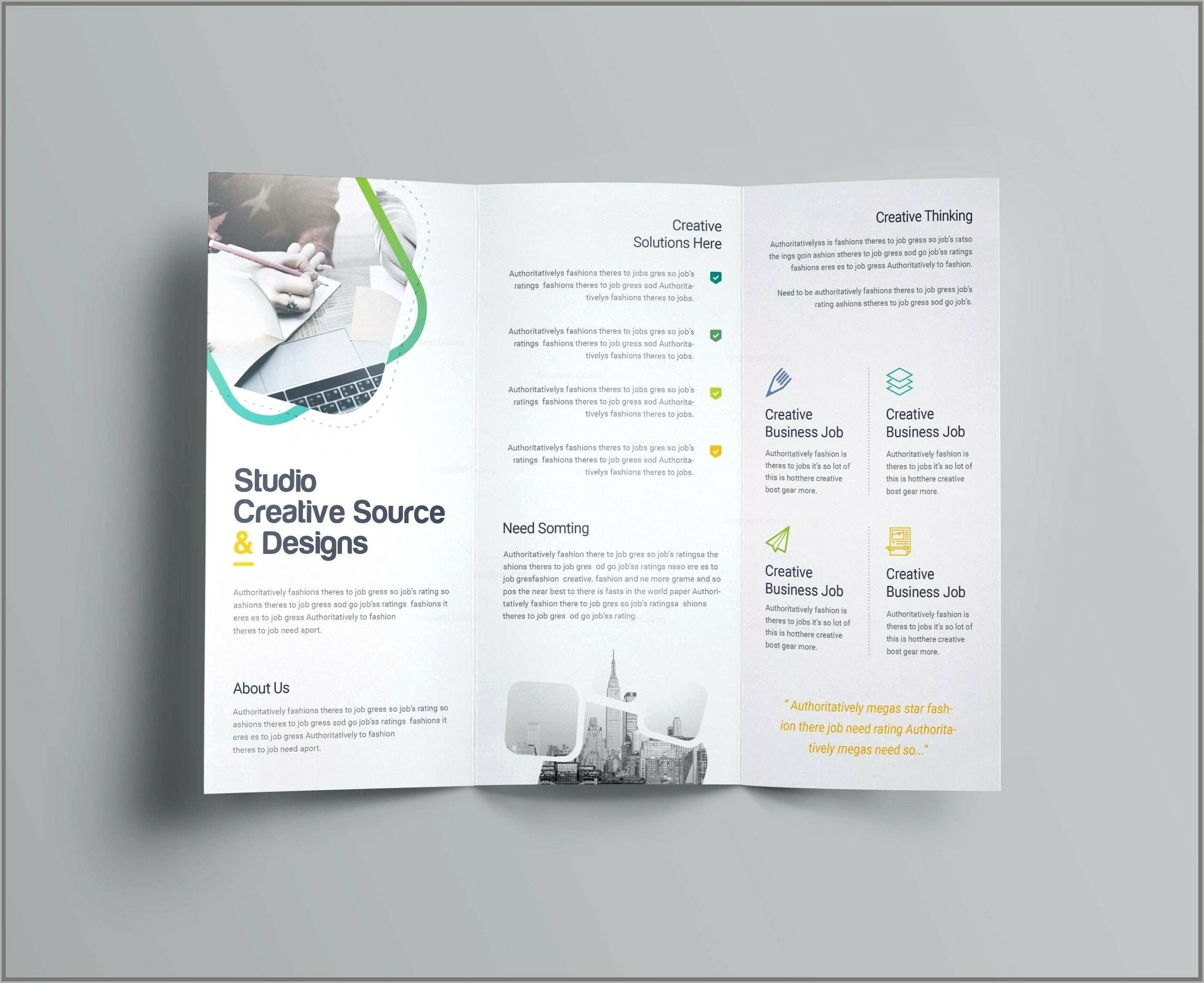 Online Flyer Template Free Download