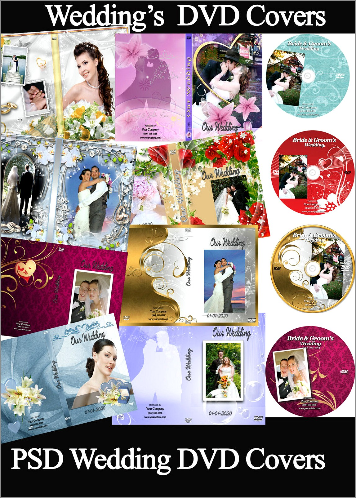 Online Templates For Wedding Invitations