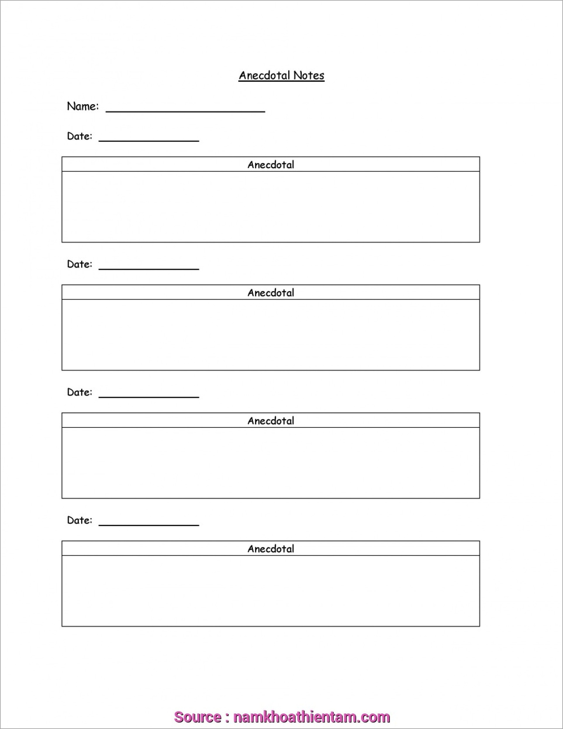 Pe Lesson Plan Template Ks1