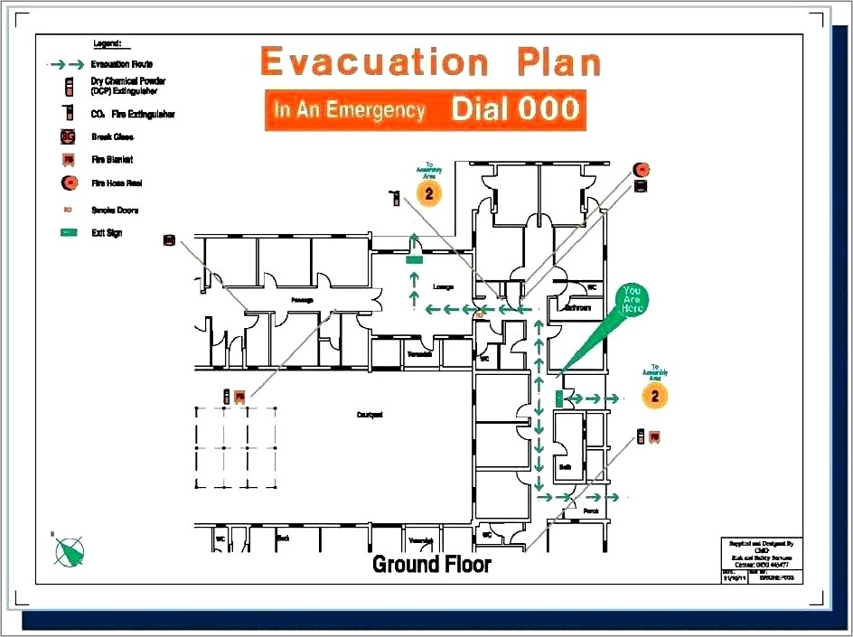 Personal Emergency Evacuation Plan Template For Schools