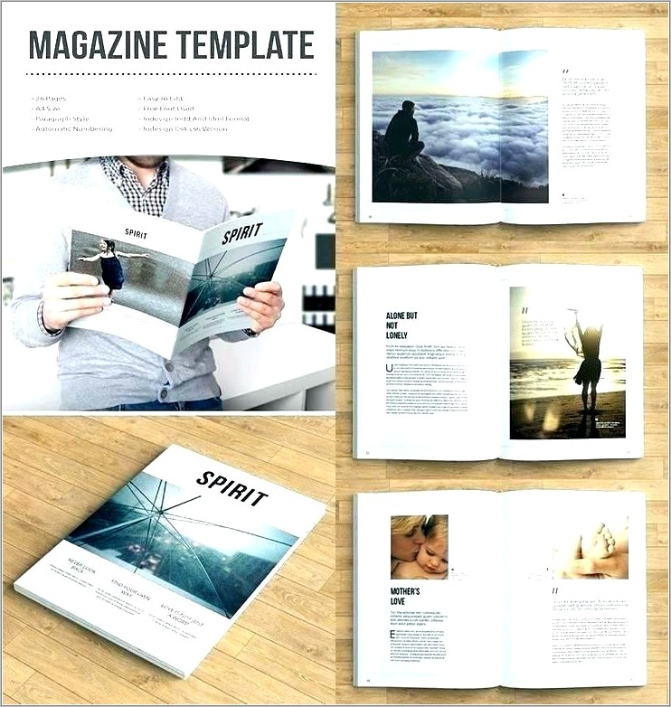 Photo Book Template Indesign Free Download