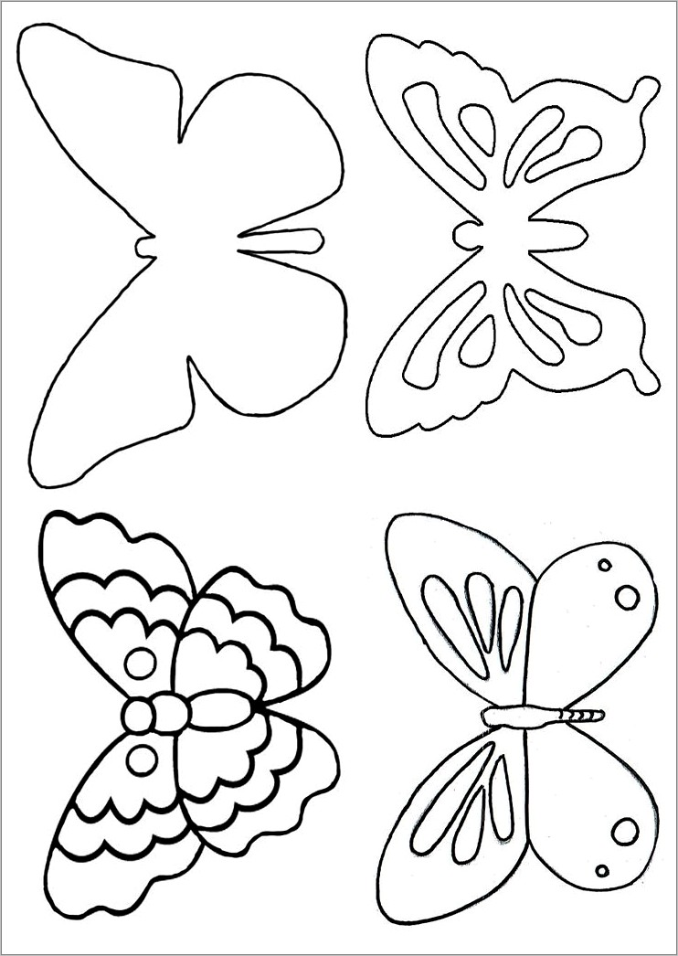 Printable Stencil For Wall Painting
