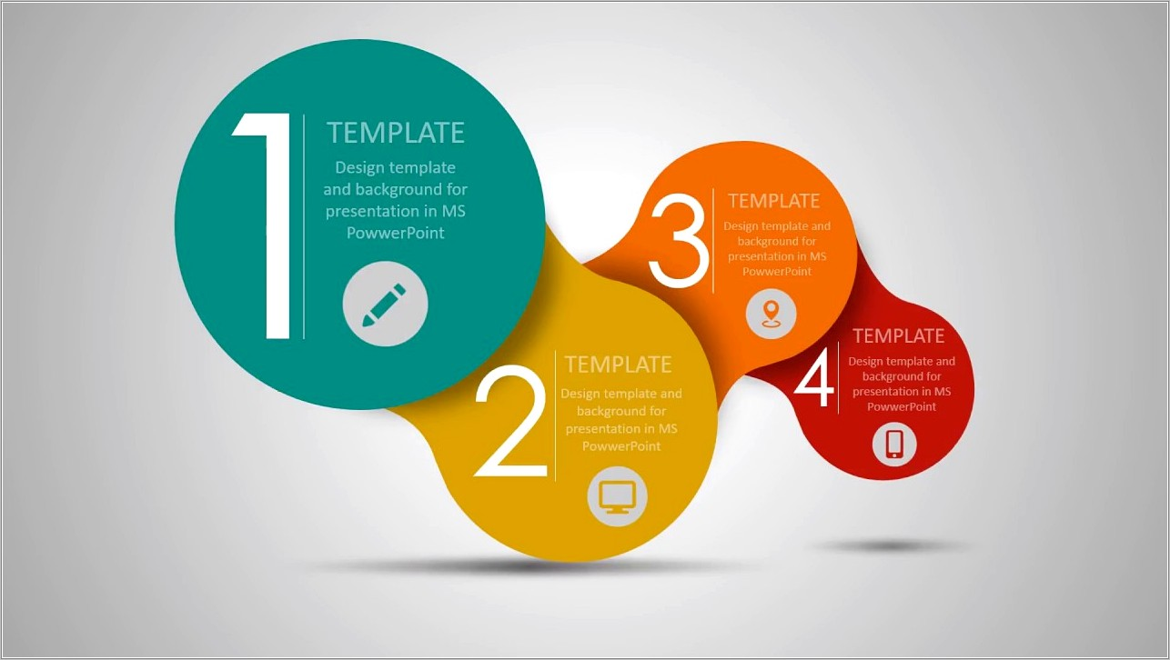 Project Presentation Ppt Template Free Download