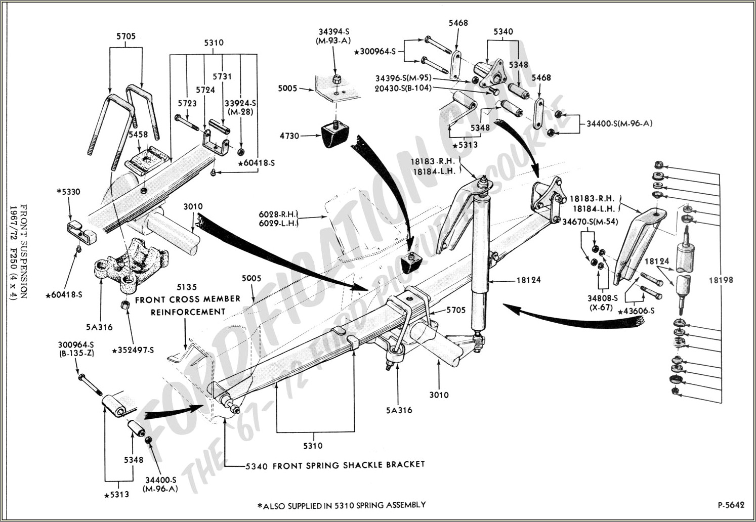 2005 Ford F150 Front Suspension Diagram