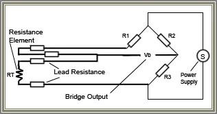 3 Wire Rtd Circuit Diagram